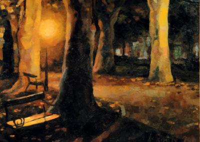 Zrinjevac at Night /Zrinjevac u noći