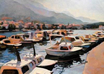 Makarska Harbor