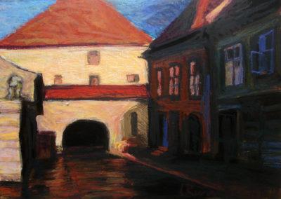 Zagreb, Stone gate / Kamenita vrata