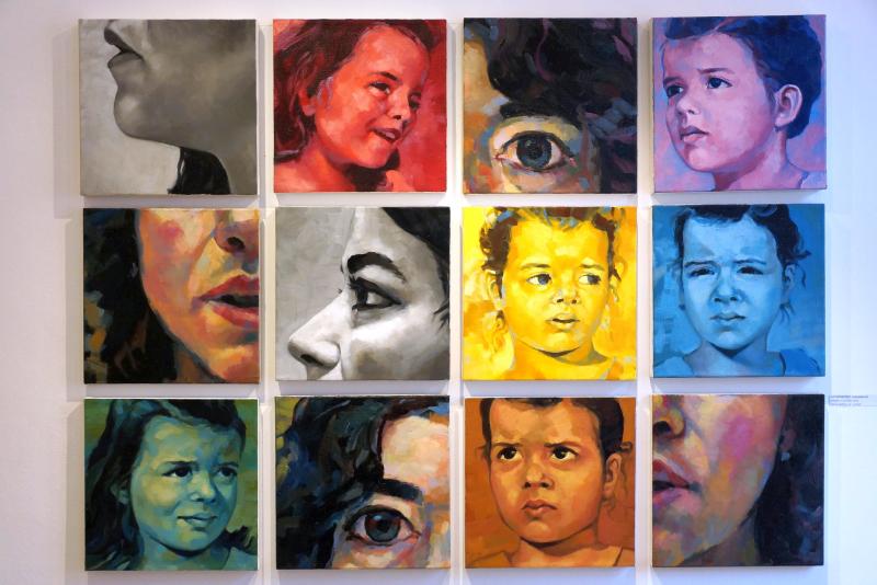 RETROSPEKTIVA PORTRETA – bogat portretni opus slikarice Ingrid Runtić